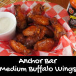 Anchor Bar Medium Buffalo Wings