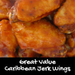 Great Value Caribbean Jerk Wings