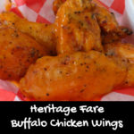 Heritage Fare Buffalo Chicken Wings