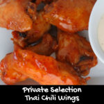 Private Selection Thai Chili Wings