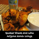 Quaker Steak and Lube Arizona Ranch Wings